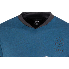 ION Scrub AMP T-shirt manches longues Homme, ocean blue